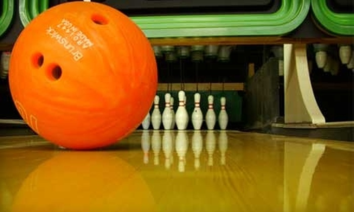Capitol Bowl - Downtown West Sacramento: Bowling for Two and Shoe Rental at Capitol Bowl. Choose From Two Options.