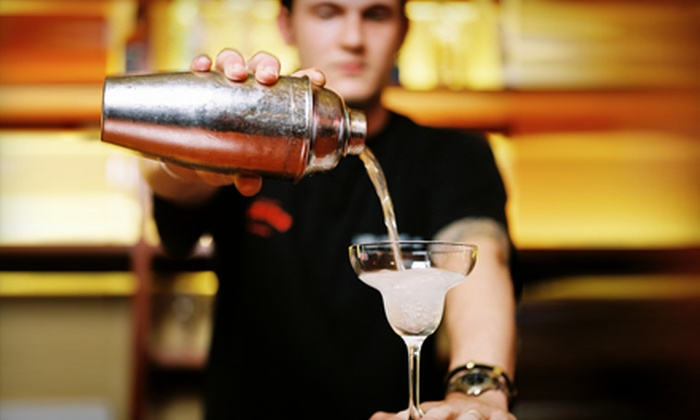 National Bartenders Bartending School - Multiple Locations: Four-Hour Cocktail-Making Course or a Certification Bartending Course at National Bartenders Bartending School