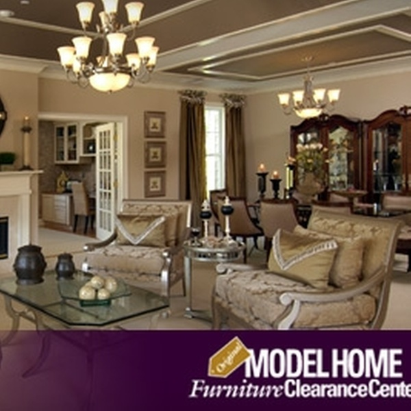 60% Off Home Furnishings - Model Home Furniture Clearance Center ...