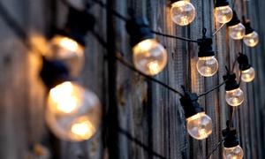 1, 2 ou 4 guirlandes LED 20 globes de la marque Lumisky