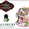 Salisbury House and Gardens - Salisbury Oaks: Gingerbread House Making or Holiday Decorating Workshop at Salisbury House & Gardens (Up to $40 value).  Choose Between Two Options.