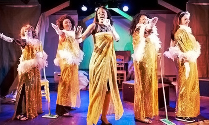 """""""Sistas: The Musical"""" - St. Lukes Theatre: Performance of """"Sistas: The Musical"""" for One or Two at St. Luke's Theatre (Up to Half Off)"""