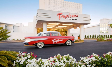 1-Night Stay for Two in a Club Suite, Valid SundayThursday - New Tropicana Las Vegas in Las Vegas