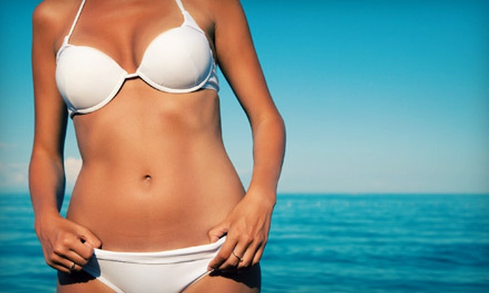 Bronze Boutique - Clifton: One or Three Custom Airbrush Tans at Bronze Boutique (Up to 52% Off)