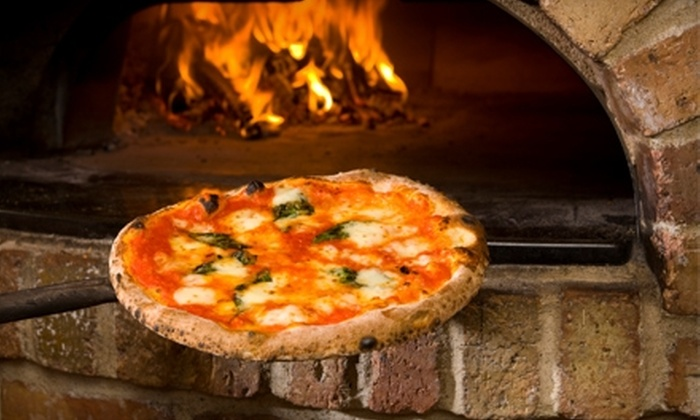 Jerry's Brick Oven Pizza - Pleasantville: $7 for $15 Worth of Pizza, Pasta, and Thirst Quenchers at Jerry's Brick Oven Pizza