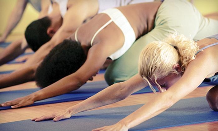 Umang's Wellness Haven - San Ramon: 10, 20, or 30 Yoga Classes at Umang's Wellness Haven in San Ramon (Up to 94% Off)