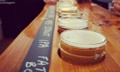 image for Brewery Package for Two or Four at Big Elm Brewing (Up to 45% Off)