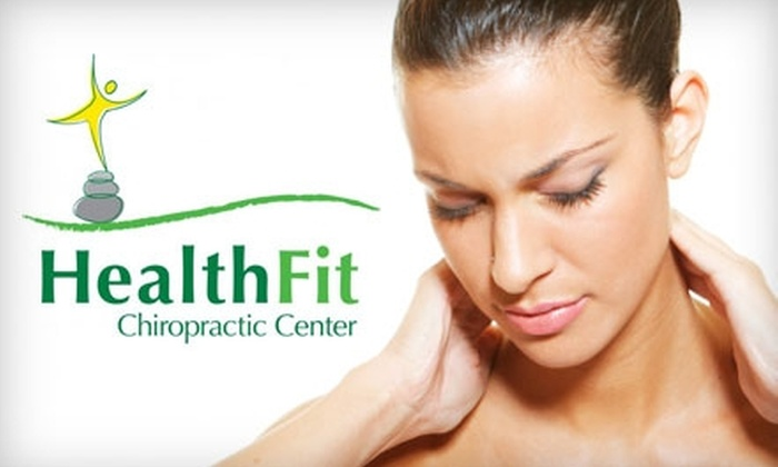 HealthFit Chiropractic Center - San Francisco: $49 for a Chiropractic Consultation and One-Hour Therapeutic Massage at HealthFit Chiropractic Center in Oakland ($200 Value)