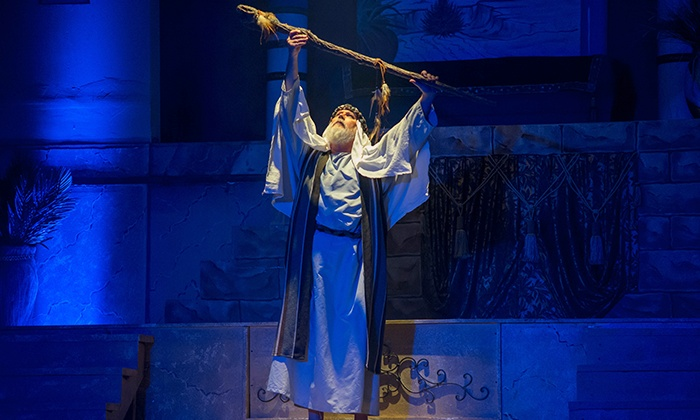 """""""Moses: The Deliverer"""" - Lamplight Theatre: """"Moses: The Deliverer"""" (May 6–22)"""