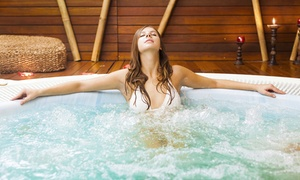 Luxe on Kensington: Relaxing Private Cabin Spa Experience for 1 ($39), 2 ($75) or 4 People ($145) at Luxe on Kensington (Up to $318 Value)