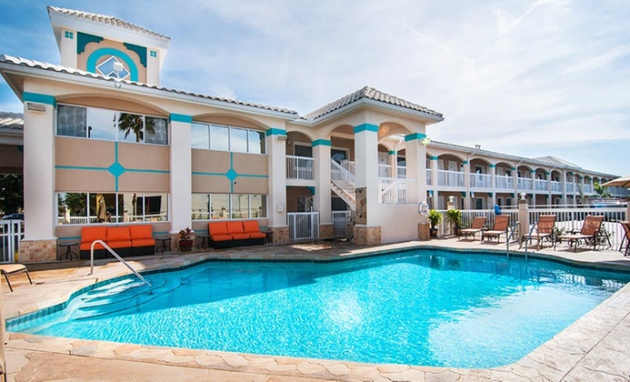 2.5-Star Clerment Hotel near Orlando Theme Parks