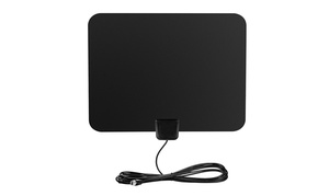 Amplified Flat HDTV Antenna