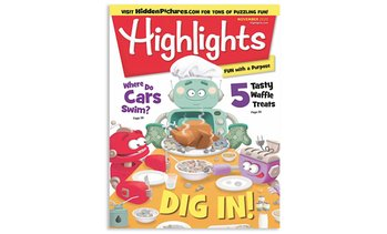 Up to 54% Off Highlights Magazine Subscription
