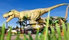 Up to 22% Off Admission to Dinosaur Adventure Drive-Thru