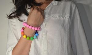 Collier ou bracelet d'allaitement Irréversible bijoux