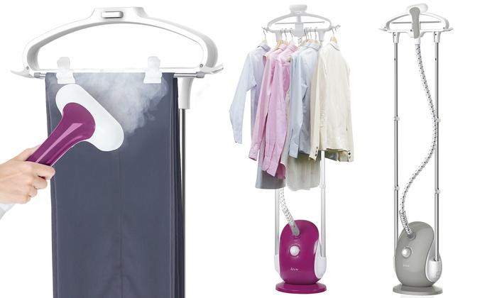 salav garment steamer with 4 steam settings salav garment steamer with 4 steam - Garment Steamer