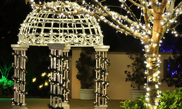 Up To 60 Off on LED Lights 1 2 or 4 Pack Groupon Goods