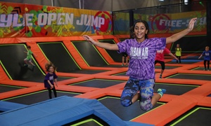 Up to 50% Off All-Day Passes or Party at Urban Air at Urban Air Adventure Park - Meridian, plus 6.0% Cash Back from Ebates.