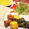 東京都/渋谷・代官山 ≪カジキマグロのタンドール焼き・カレー2種など全8品+1ドリンク≫
