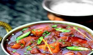 Bollywood Lounge : Indyjska kuchnia: przystawka i danie główne od 36,99 zł w Bollywood Lounge w Gdyni (do -36%)