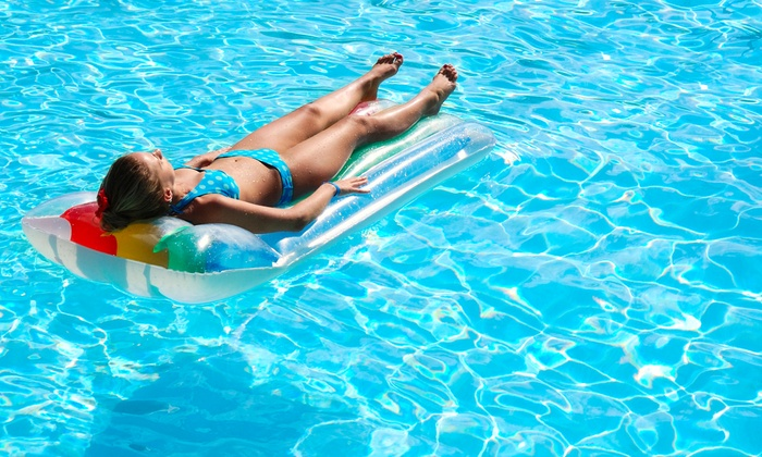Be Happy Pools - Tampa Bay Area: Four or Eight Weeks of Weekly Pool Cleaning from Be Happy Pools (Up to 56% Off)