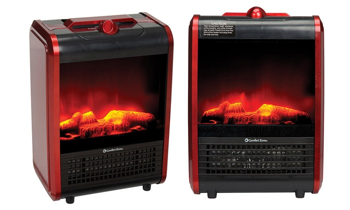 Up To 36 Off On Portable Fireplace Heater Groupon Goods