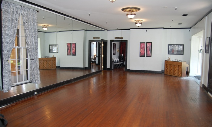 The Red Shoes Dance Academy - Garland Hill: One Week of Unlimited Dance Classes at The Red Shoes Dance Academy (80% Off)