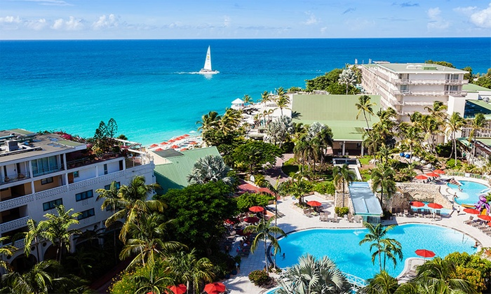 All Inclusive Beachfront Resort In St Maarten