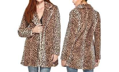 Women Luxury Winter Fluffy Faux Fur Coat Jacket  2dba02ff2