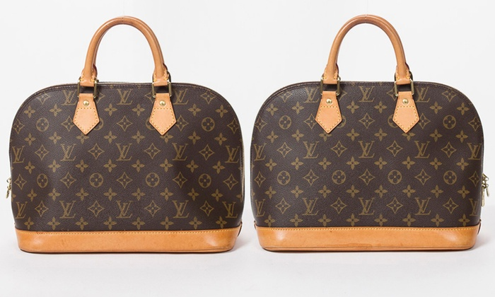 louis vuitton tasche second hand groupon. Black Bedroom Furniture Sets. Home Design Ideas