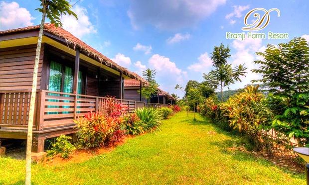 Singapore: D'Kranji Farm Resort 0