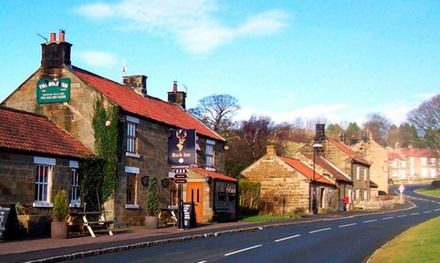 North York Moors: 1, 2 or 3 Nights for Two with Breakfast at The Buck Inn, Yorkshire