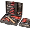 Home Improvement Tool Kit with Tri-Fold Case (110-Piece)