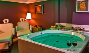 Kumelkan Spa: $269 por día de spa en Hotel Esplendor o en Hotel Diplomatic en Kumelkan Spa