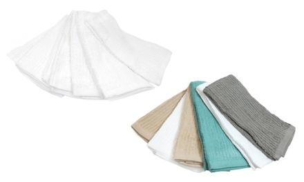 Terry Time Bar Mop Kitchen Towel Set (12-Piece)