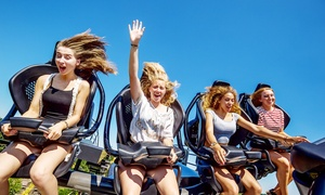 Walibi Holland: Thrillseekers en daredevils opgelet: entreeticket voor Walibi Holland in Biddinghuizen