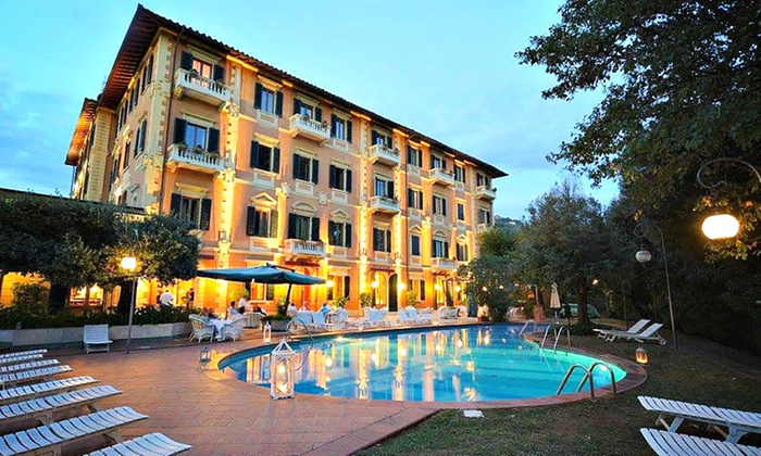 Grand Hotel Bellavista Palace & Golf in Montecatini Terme, Provincia ...