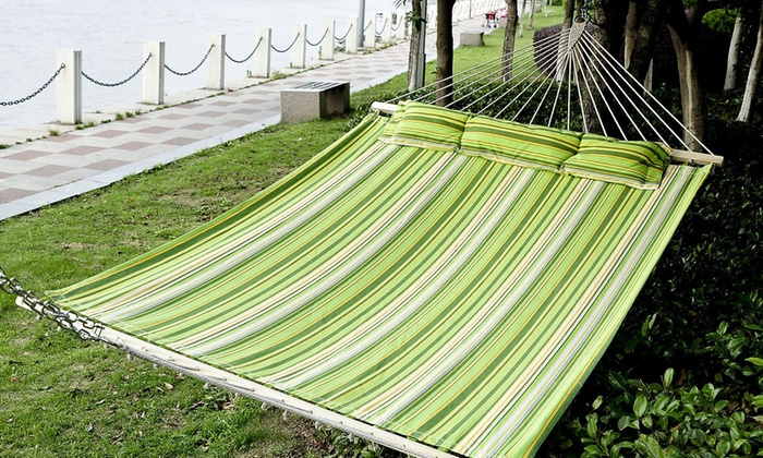 Outsunny Hammocks for Outdoor, Garden or Conservatory