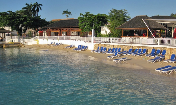 Royal Decameron Montego Beach All Inclusive In Bay Jm Groupon Getaways
