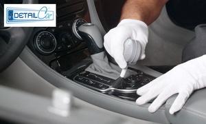 Detailcar La Zal: Lavado completo ecológico del vehículo a mano con servicios y tratamientos extra a elegir desde 9,95 € en DetailCar