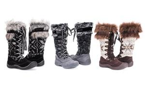 Muk Luks Gwen Snow Boots
