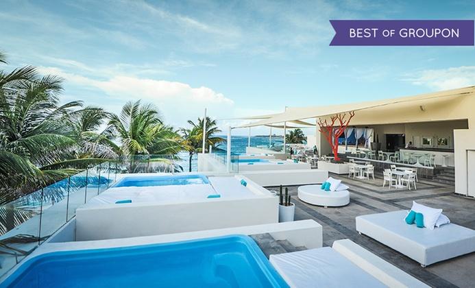 All-Inclusive Resort on Riviera Maya