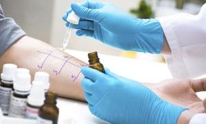 Mariaflavia Nicora: Visita allergologica con prick test o patch test