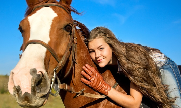 Ojai Horse Connections - Ojai Horse Connections: One-Hour Horseback-Riding Lesson at Ojai Horse Connections (50% Off)
