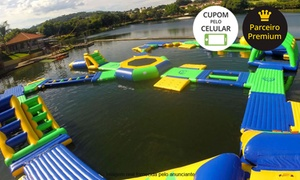 Naga Cable Park: Naga Cable Park – Jaguariúna:1 sessão de Naga Floats