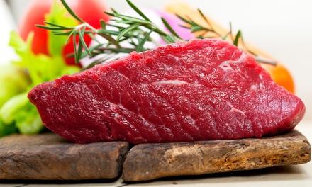 Fino a 5 kg di carne d'asporto