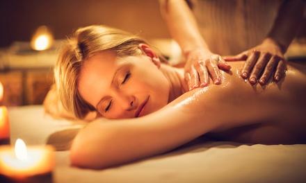 3 massaggi a scelta e trattamento abbinato