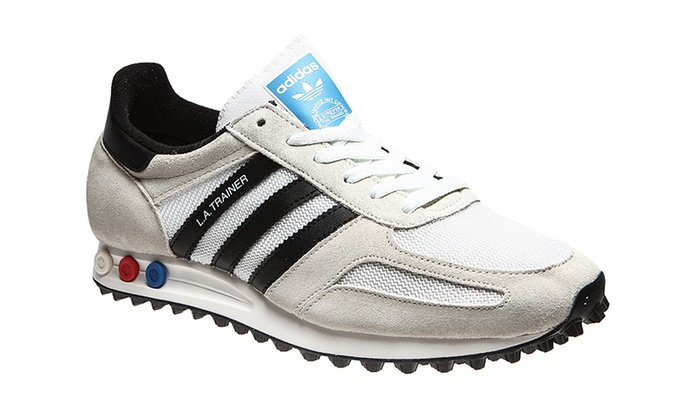 huge selection of 1025d 2b145 A Fino Da Groupon 30 Adidas Uomo Su Scarpe 6qfPU1pq