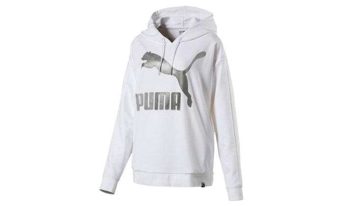 2eddb28f5874 Puma Classic Logo Hoodie ...