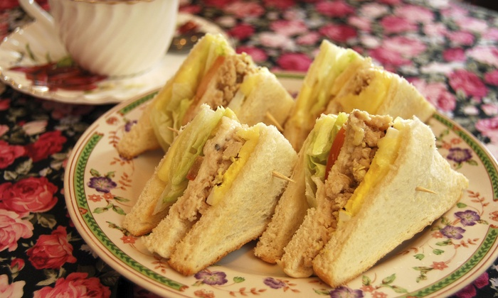 Dolce Amore - Civic Center: 15% Off Afternoon Tea and More for Two  at Dolce Amore
